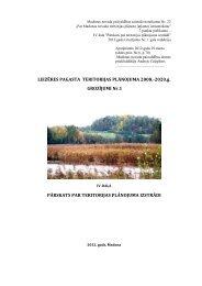 Teritorijas plānojuma izstrādāšanas pārskats - Madona.lv