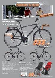 Die Sondermodelle 2009 - Fahrradwelt Hausmann GmbH