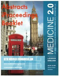 Abstracts iProceedings Booklet PDF - Medicine 2.0'13