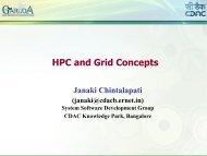 Grid Middleware - Garuda