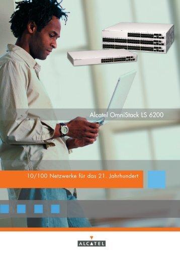 Alcatel OmniStack LS 6200