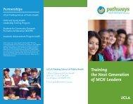 PSHP Brochure - UCLA Med-Peds