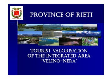 Simone_ Presentation Province of Rieti PP 97 ... - SURF-nature