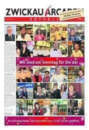 Freie Presse, Erscheinungstag 20101216, Seite ... - Zwickau Arcaden