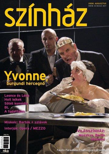 Teljes szöveg - Színház.net