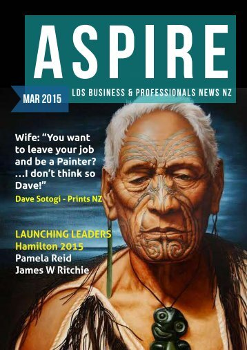 ASPIRE eMag Issue #7, Mar 2015