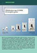 Beskytt anlegget med intelligente brytere fra 15 til 6300A - Moeller - Page 2