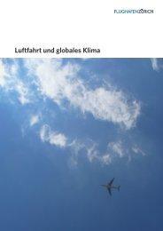 Luftfahrt und globales Klima - Zurich Airport