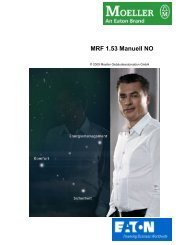 MRF 1.53 Manuell NO - Moeller