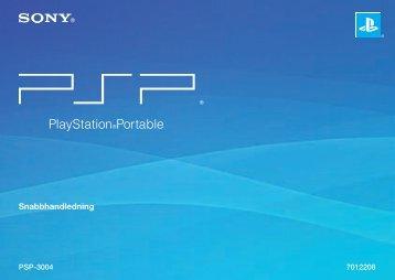 Snabbhandledning - Playstation