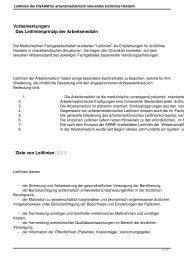 finden Sie detaillierte Informationen zum Leitlinienprinzip ... - DGAUM