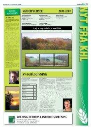 Medlemsblad december 2006 - Kolding Herreds Landbrugsforening