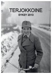 Terjokkoine 2/2013 nyt netissä - Terijoki