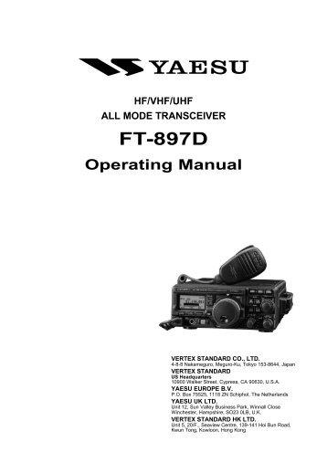 FT-897D