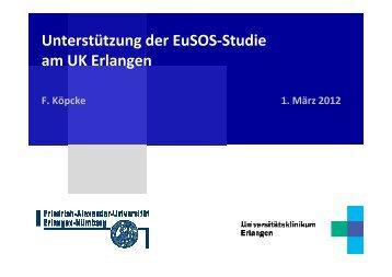 (Microsoft PowerPoint - 2-2-Unterst\374tzung der EuSOS-Studie am ...
