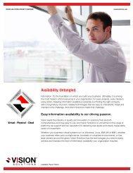 Availability. Untangled. - Soft Design A/S