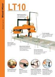LT10 serien - Wood-Mizer