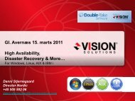 vision - Soft Design A/S