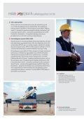 244 R Løftekapacitet 24 tm Produkt brochure - Sawo - Page 6