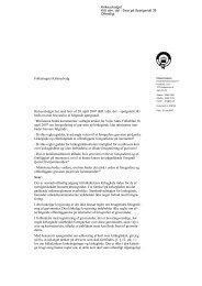 KIU alm. del - Svar på Spørgsmål 38 - DK-Gravsten