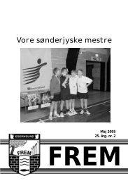Frem nr. 2 2005 - Egernsund
