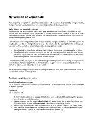 Release noter 1 9 sp 2 2012_v3 - Om vejman.dk
