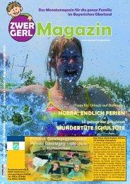 HURRA, ENDLICH FERIEN WUNDERTÃœTE ... - Zwergerl Magazin