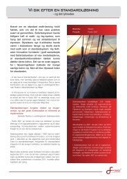 Søfartsstyrelsen - Software Innovation