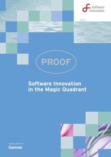 Software Innovation in the Magic Quadrant