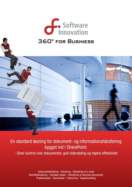 360° for Business - Software Innovation