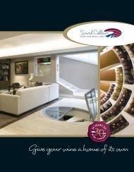The White Spiral Cellar