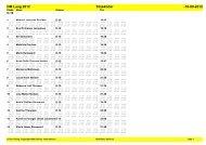 DM Lang 2012 Stræktider -16-09-2012 - Herning Orienteringsklub