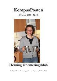 Februar 2008 - Herning Orienteringsklub