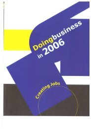 Page 1 Page 2 186 DOING BUSINESS IN 2005 Adel Saibi MAERSR ...