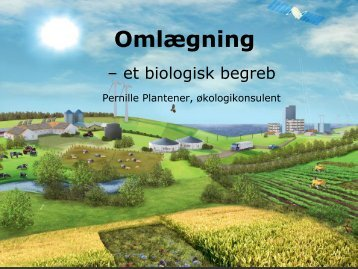Omlægning—et biologisk begreb