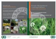 Årsmøde i Økologisektionen i Landbrug & Fødevarer Stenalt Gods