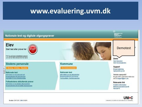 Ulla Gammelgaard (pdf) - Uddannelsesforum 2011 - Emu