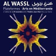 Téléchargez le programme d'AL WASSL - Fonds Roberto Cimetta