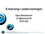 Egon Rasmussen (pdf) - Uddannelsesforum 2011