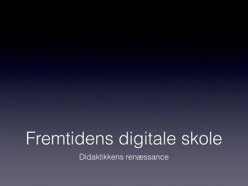 Præsentation 1 - Digitale Didaktiske Designs