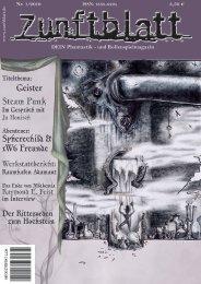 Nr. 1/2010 - Zunftblatt