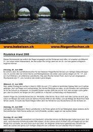Irland 2006 - HRH Fishing Hebeisen