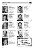 IN FO 10 11 - Radfahrer Verein Wetzikon - Page 6