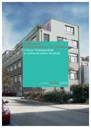 Broschüre (PDF) - Birchmeier Uhlmann Architekten