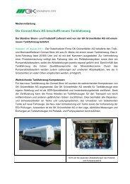 Die Conrad Storz AG beschafft neues Tankfahrzeug - GK ...