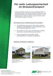 2012-05-06 Werbeblatt Ladungssicherheit - GK Grünenfelder AG