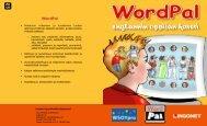 WordPal esite (.pdf) - Lingonet