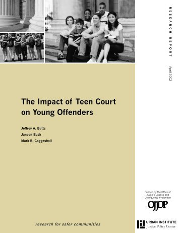 the impact of teenagers