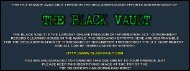 File #8 - The Black Vault