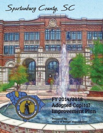 Entire FY 2014 - 18 Capital Improvement Plan Document